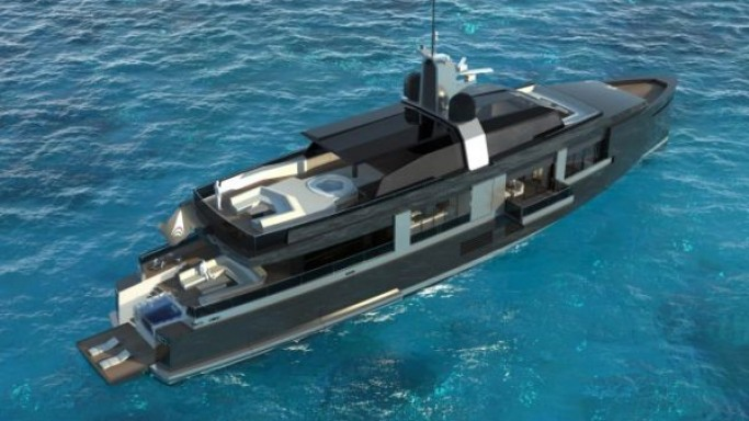Rebel superyacht is your perfect companion on weekend getaways at sea