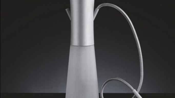 Porsche Design's hookah pipe: Emitting fumes stylishly