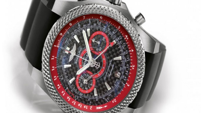 "Breitling ""Ice Speed Record"" chronograph for Bentley"