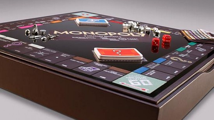 World's most expensive Monopoly game has a £100,000 price tag
