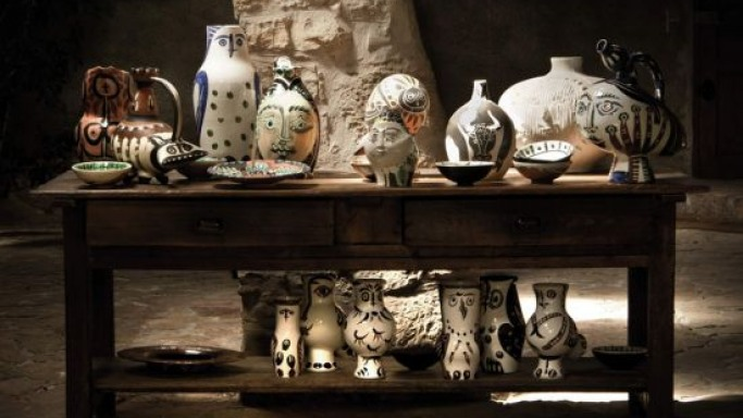 Christie's to auction Picasso Ceramics from the Madoura Collection