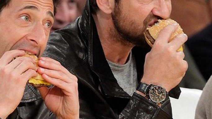 Butler has been photographed wearing this high-end designer watch in a baseball stadium while watching his favorite sport.