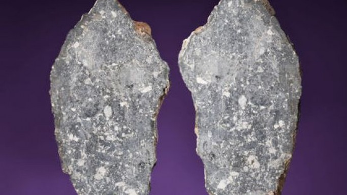Meteorite Dar al Gani (DaG) 1058 the fourth largest piece of Moon is up for grabs at $380,000