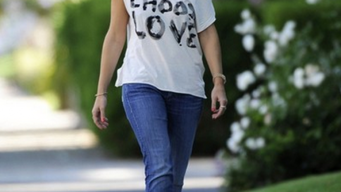 Rachel Roy Choose Love Tee