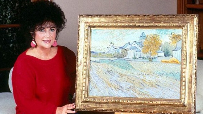 Art Collection of Elizabeth Taylor