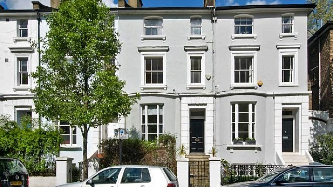 Stella McCartney's Notting Hill home