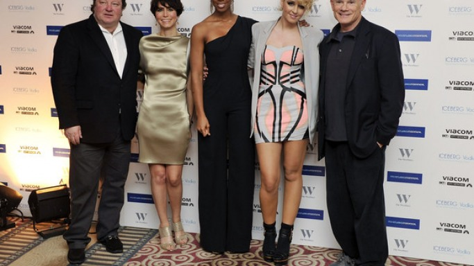 Kelly Rowland and number of celebrities supports Staying Alive Foundation
