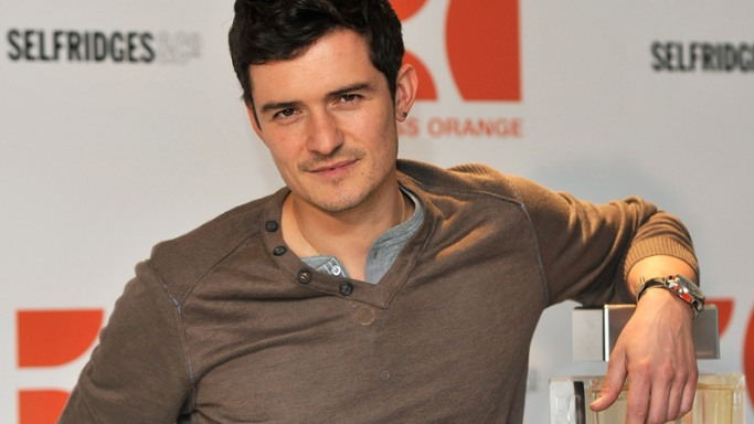 Orlando Bloom loves to collect expensive watches.
