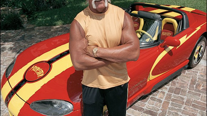 Gallery Hulk Hogan Cars