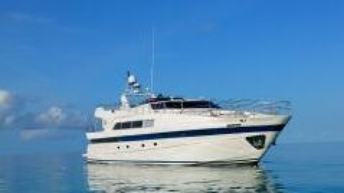 Luxurious Rania Yacht to Debut at ATM