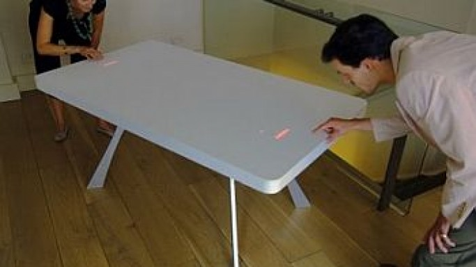 Interactive Table Concepts