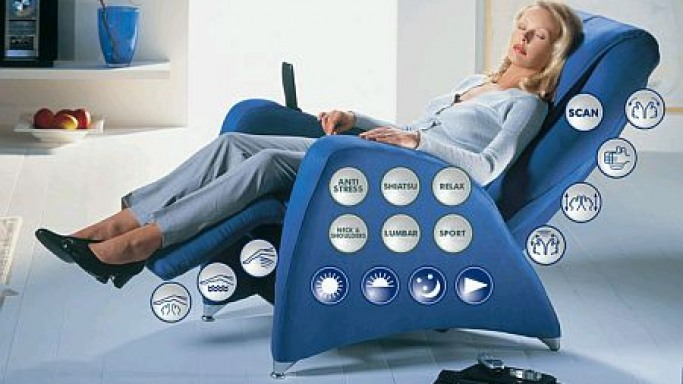 The Most Advanced Massage Chairs