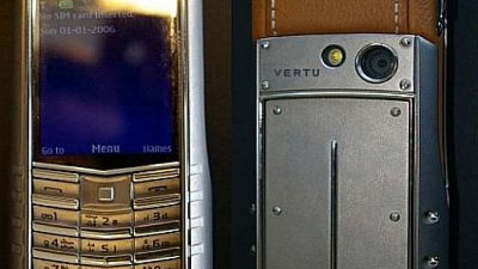 Vertu redefines luxury with 3G Ascent Ti