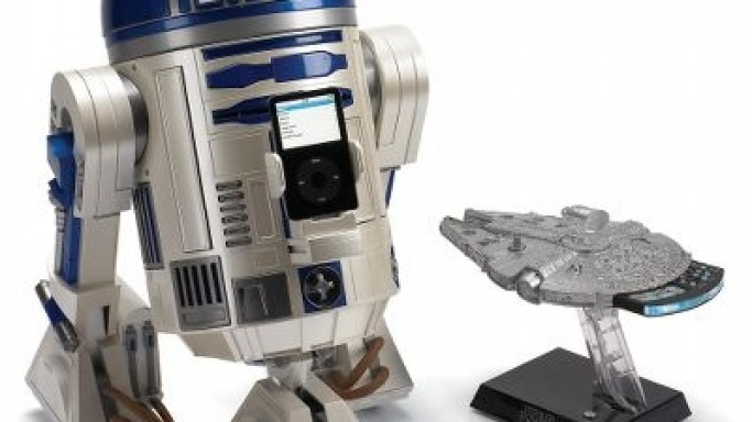 Star Wars R2-D2 home theater system available