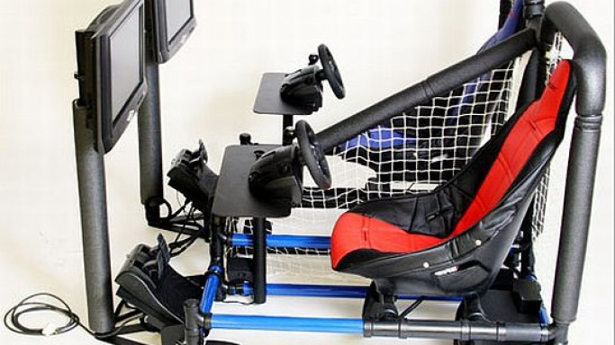 HotSeats 275 – Luxury racing simulator for your living room