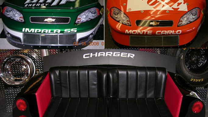 NASCAR Furniture for Auto-Lovers