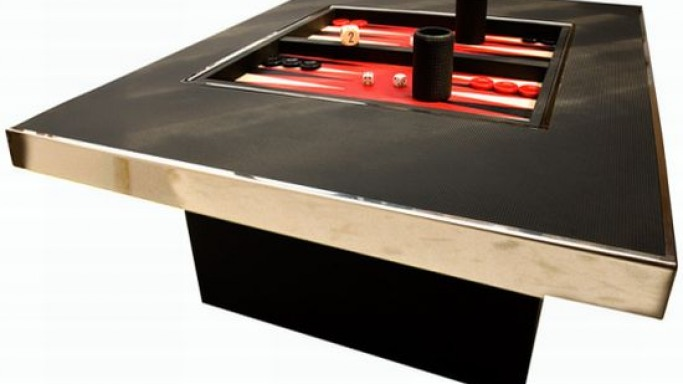 Luxury Coffee Game Tables from Geoffrey Parker