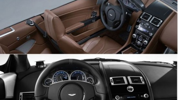 Aston Martin DB9 gets the bespoke Bang & Olufsen sound system