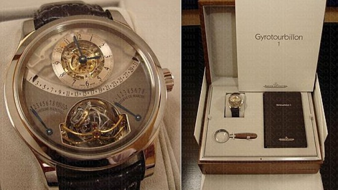 Jaeger-LeCoultre Gyroturbillon 1 available for a discounted price