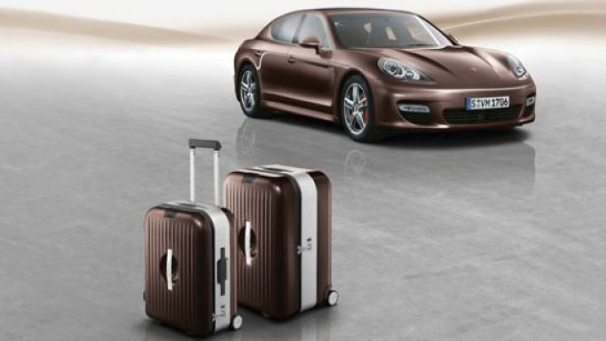 Porsche Design launches Panamera collection to match the luxury sedan