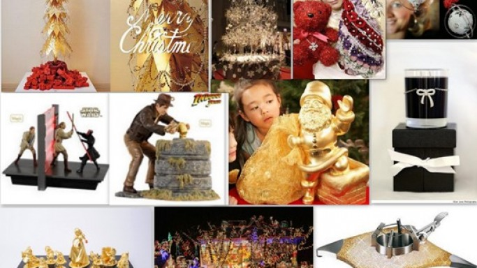 10 Christmas decorations befitting royalty
