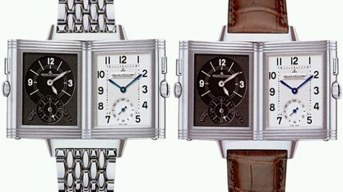 Jaeger-LeCoultre Reverso Duo personifies elegance and masculinity