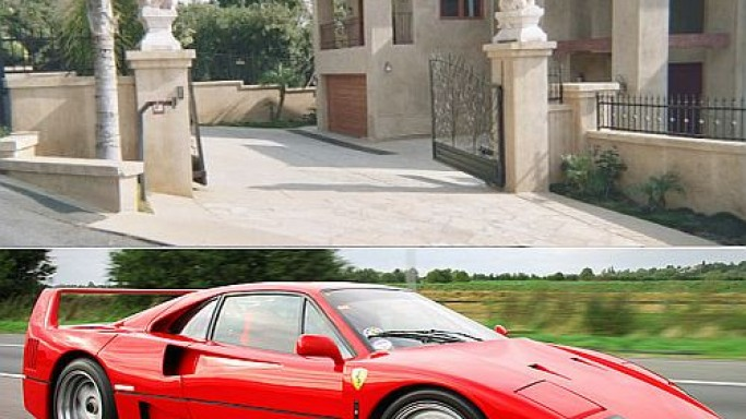 Buy this Malibu home and get a free Ferrari