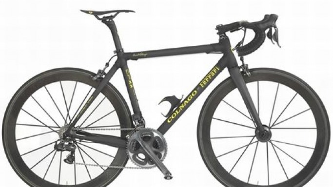 Colnago and Ferrari adds another masterpiece to racing cycles