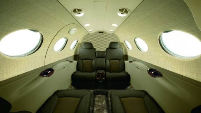 Cessna Citation Mustang High Sierra Edition business jet