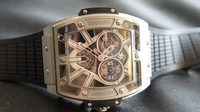 Hublot Masterpiece MP-01 watch for those who like grand complications