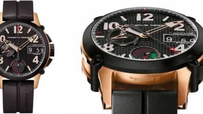 Dubai Mall selling limited edition $270K Porsche Design watch