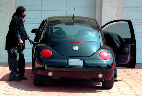 photo of Whoopi Goldberg Volkswagen - car