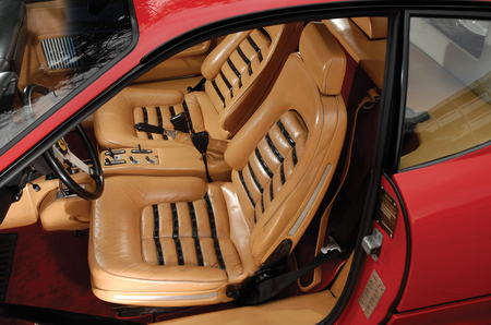 Ferrari 512 BB Interior