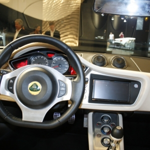 Lotus Evora Interiors