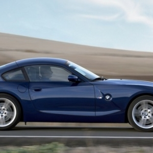 BMW Z4M Coupe Exterior