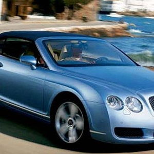 Bentley Continental Flying Spur Exterior