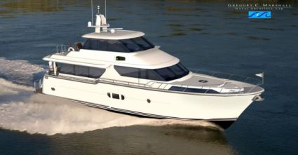Horizon 68′ Vision : Gear up for a Dream Cruise!
