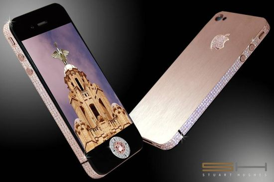World's most expensive iPhone costs £5 million
